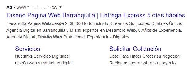 imagen de tráfico de búsqueda pagado