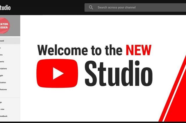 imagen como ganar dinero con youtube studio
